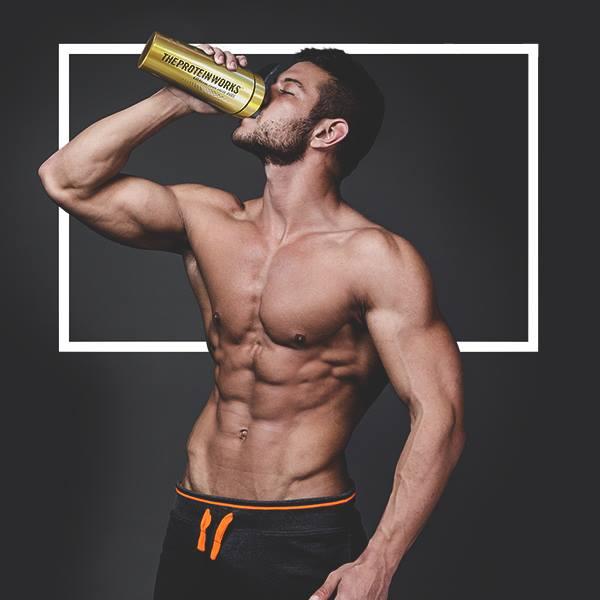 Nutrición para ganar masa muscular