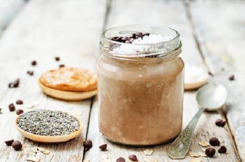 Recetas saludables | Pudin con semillas de chia