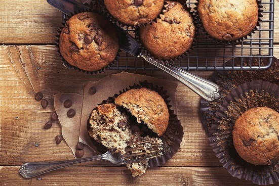 Muffins Superalimentos Con Chocolate The Protein Works™